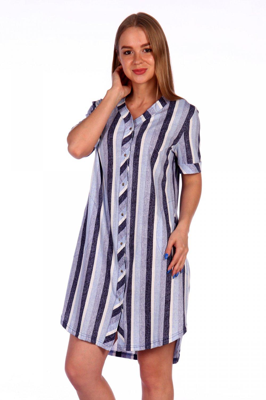 Увеличить - Халат-рубашка мод. №123