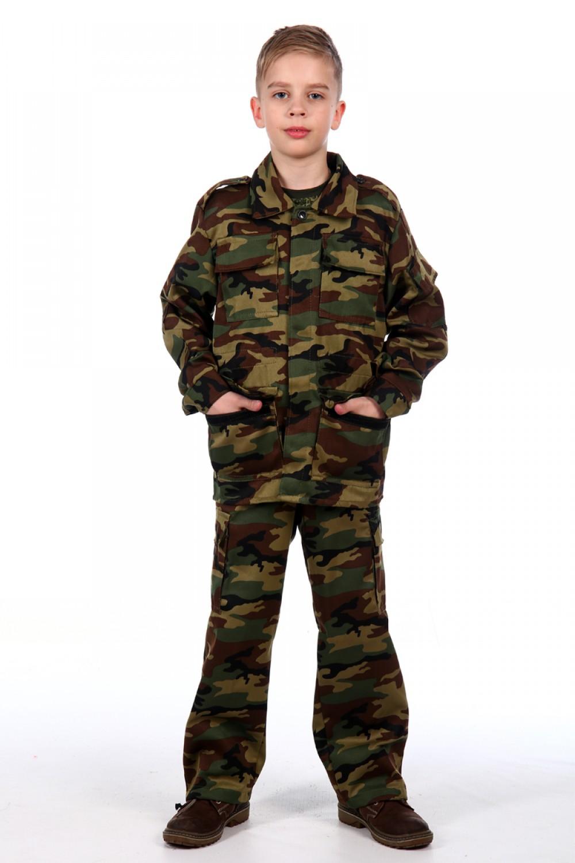 Увеличить - Костюм военно-полевой