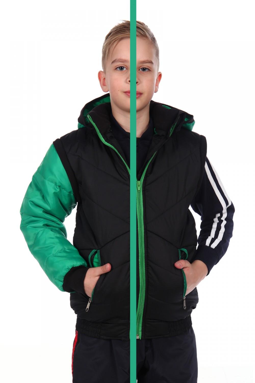 Увеличить - Куртка-жилетка мод. №29