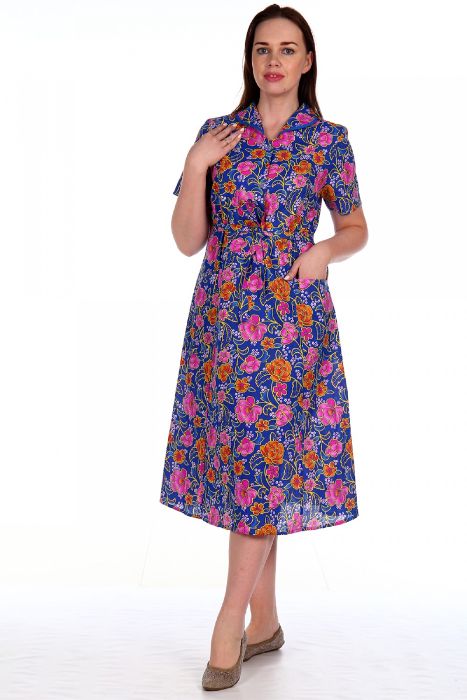 Увеличить - Платье мод.№51 короткий рукав