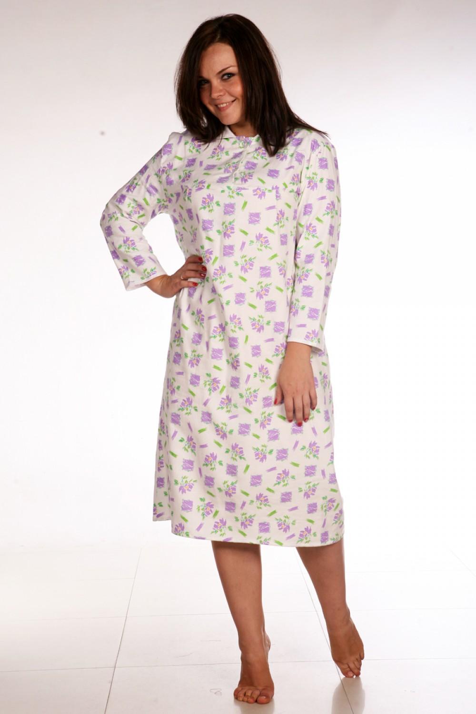 Увеличить - Сорочка ночная мод. №2