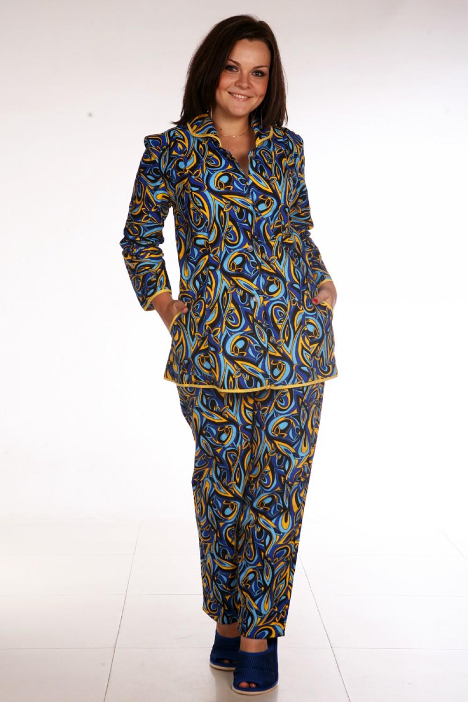 Увеличить - Пижама модель №21