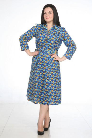 Платье мод.№51 длинный рукав